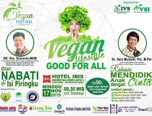 Vegan Festival-Pontianak