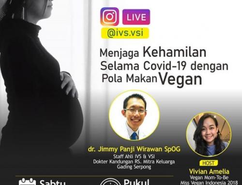 Menjaga Kehamilan Selama Covid-19 dengan Pola Makan Vegan